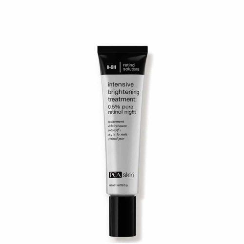 PCA Skin Intensive Brightening Treatment: 0,5% pure retinol Night