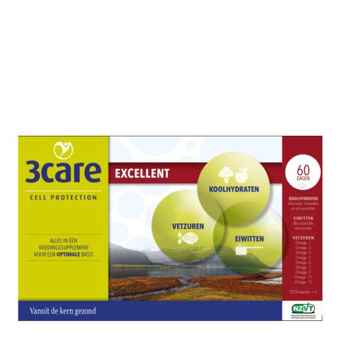 3Care Multi Amino Excellent & Bio Salmon Fresh 120st