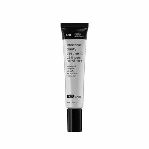 PCA Skin Intensive Clarity Treatment: 0,5% pure retinol Night
