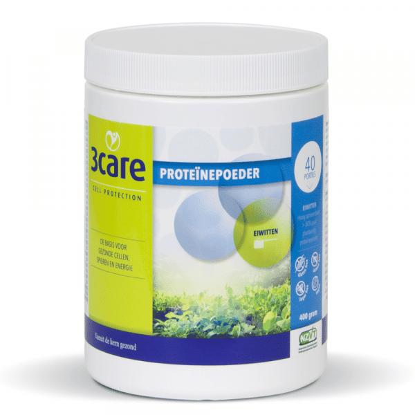 3Care Puur Plantaardig Proteïne Poeder