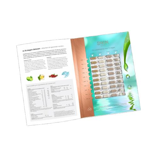 ScKin Nutrition Vegan Detox Program