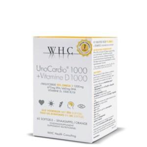 WHC UnoCardio 1000 + vitamine D3
