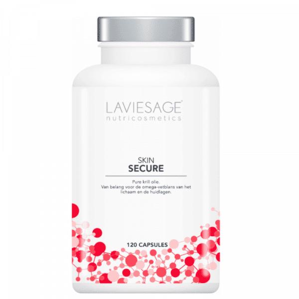 Laviesage Skin Secure 120 capsules
